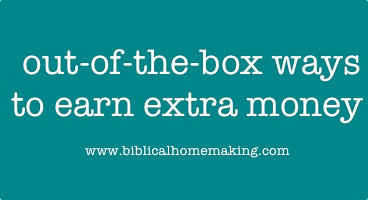 5 out-of-the-box ways to earn extra income
