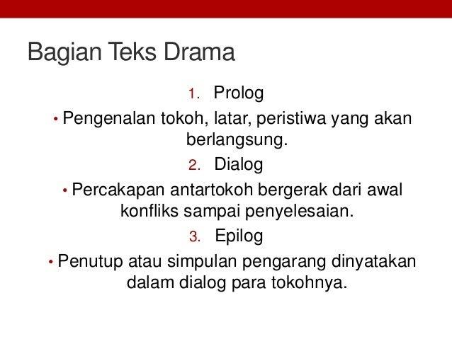 Contoh Drama Kelas Xi - Contoh 36