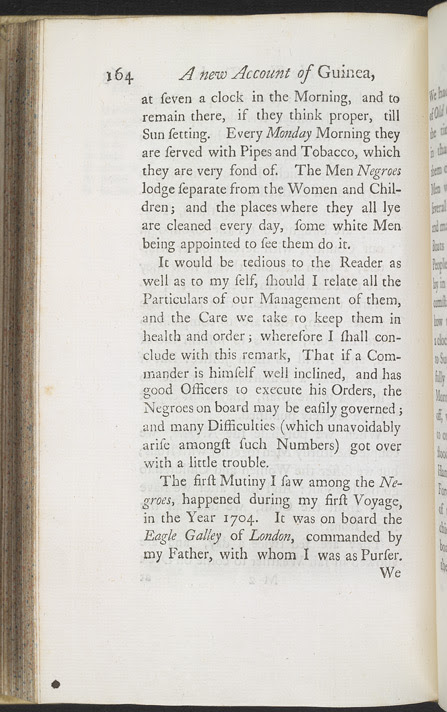 A New Account Of Some Parts Of Guinea & The Slave Trade -Page 164