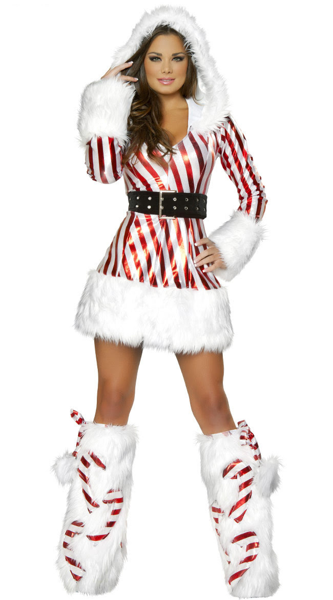2016 hot salling sexy christmas costumes for ladies red