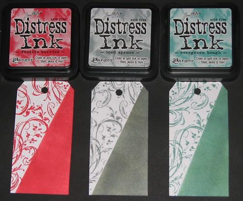 Seasonal Distress Inks - Winter 2011 003