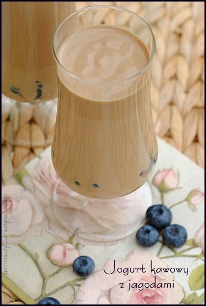 Jogurt kawowy