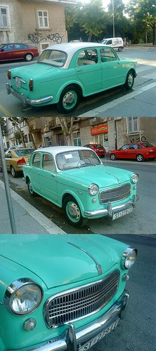 1958 - fiat by XVII iz Splita