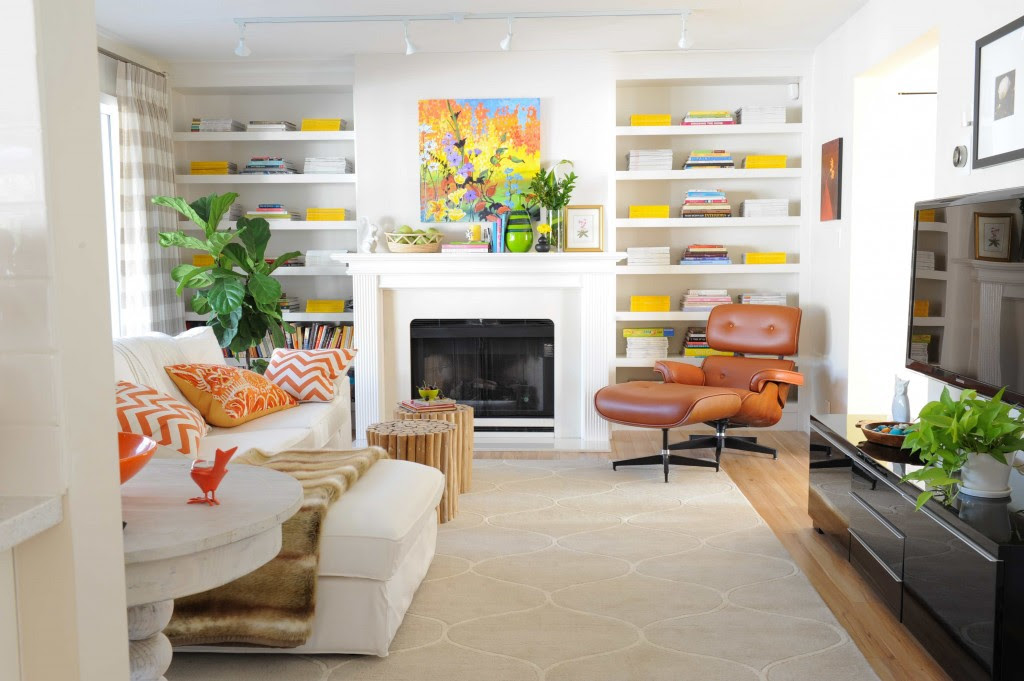 Living room decor trends to follow in 2018 | Ideal Home