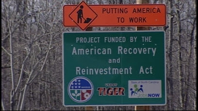 Local leaders give stimulus program mixed review