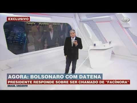 Bolsonaro contra-ataca Doria e Maia