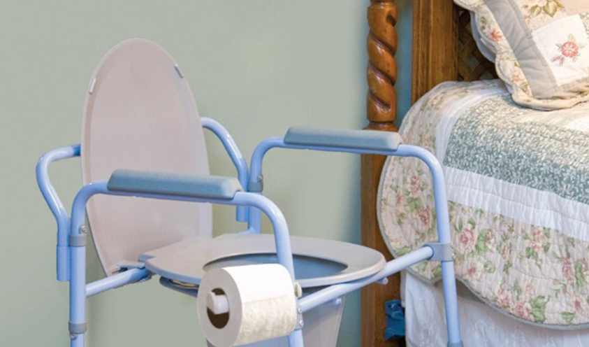 When It's Time to Get a Commode | Avacare Medical Blog
