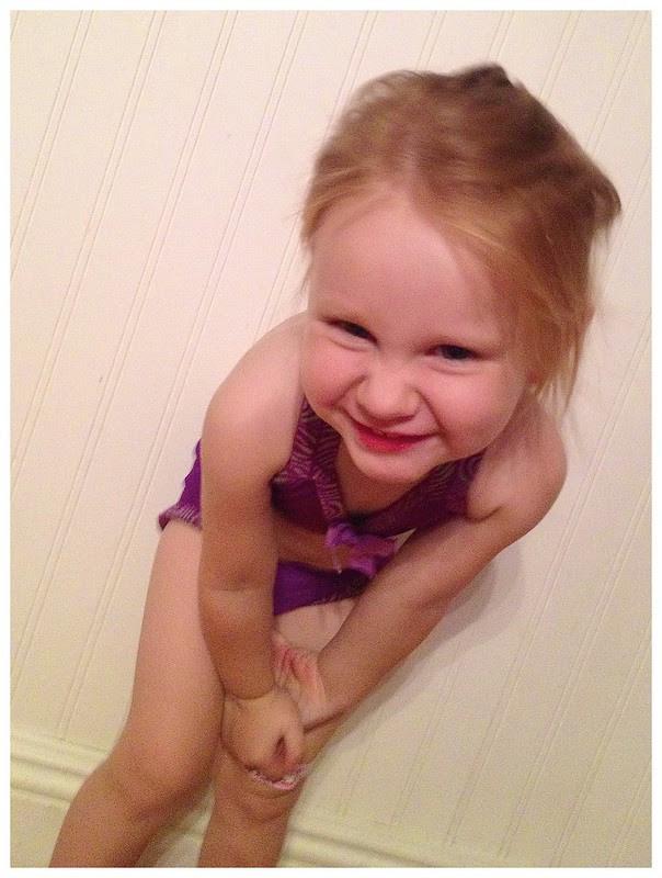 Presley in her Bathing Suit 7