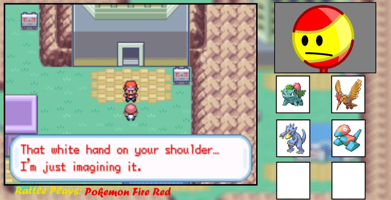 Rattle Plays  Pokemon Fire Red by domobfdi on DeviantArt