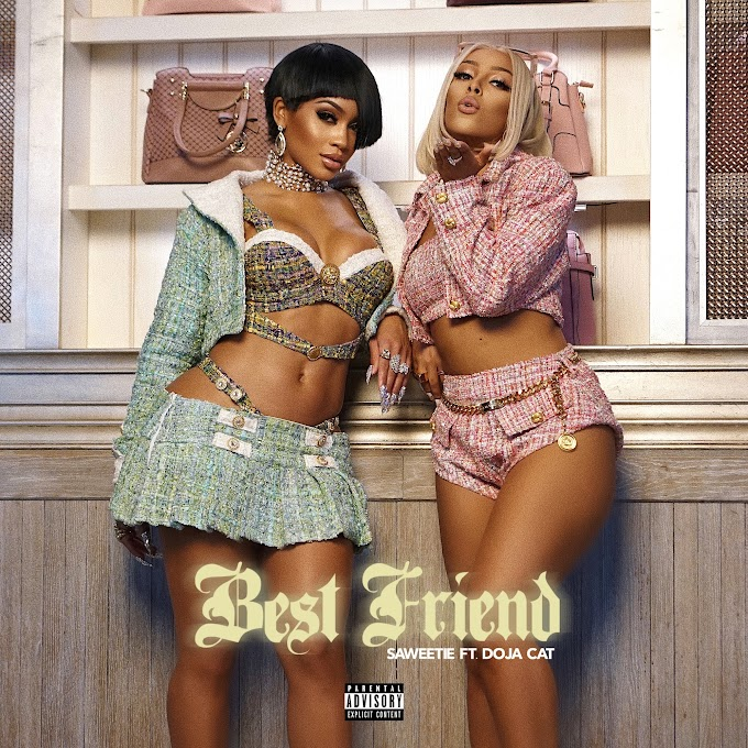 Saweetie - Best Friend (feat. Doja Cat) (Clean / Explicit) [iTunes Plus AAC M4A]