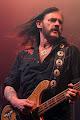 "Ian Fraser ""Lemmy"" Kilmister (24 December 1945 – 28 December 2015) ""But that's the way I like it, baby…"