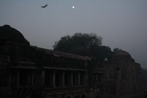 City Landmark - Hauz Khas Ruins, South Delhi