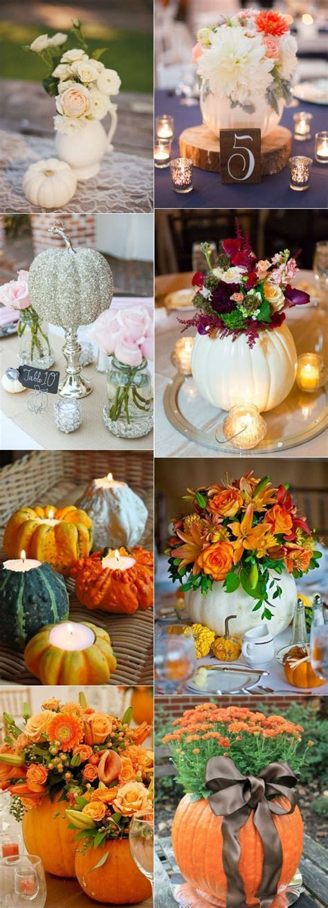 Best 25  Fall wedding centerpieces ideas on Pinterest