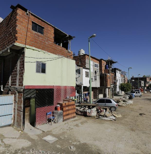 La mayoría de las casas en la villa Rodrigo Bueno sólo necesita mejoras puntuales