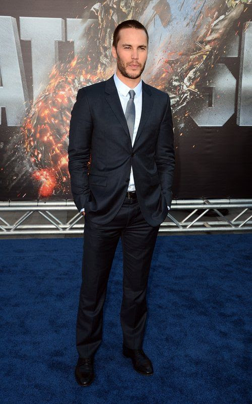 Battleship - Los Angeles Premiere - May 10, 2012, Taylor Kitsch