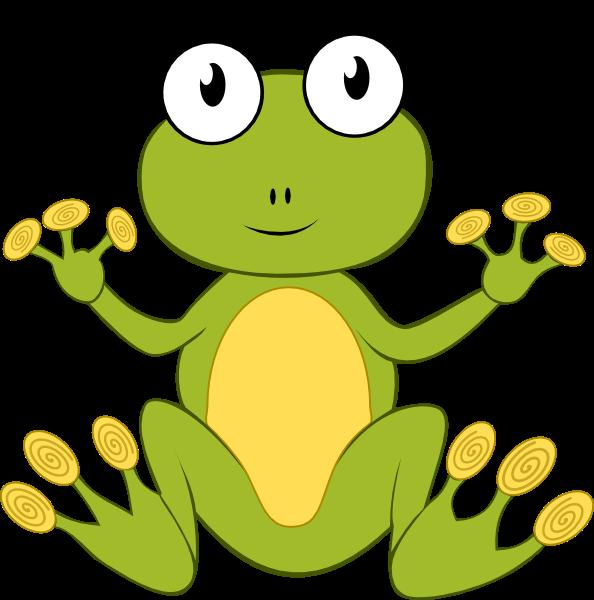 Frog Clip Art at Clker.com - vector clip art online, royalty free & public domain