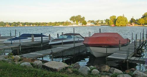 Deephaven dock