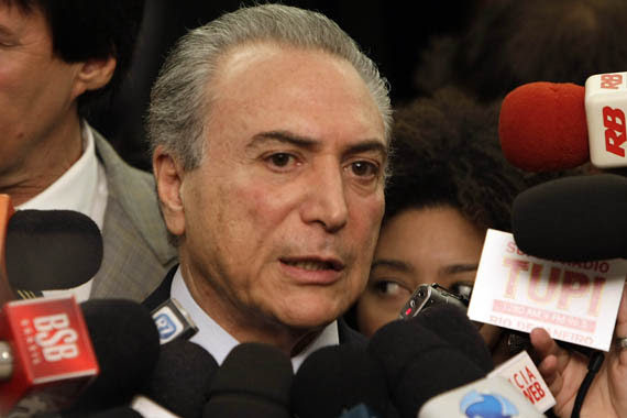 Michel Temer - Vice-Presidente do Brasil