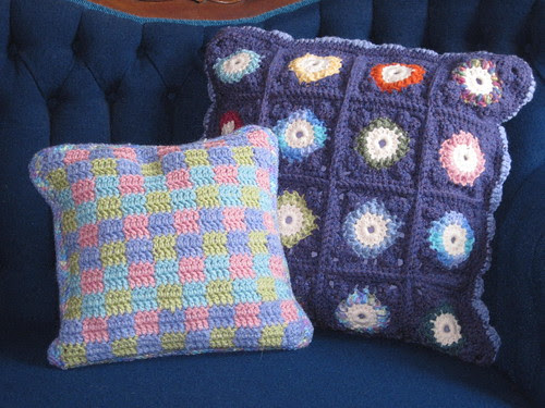 Anna's Pillows-the backs