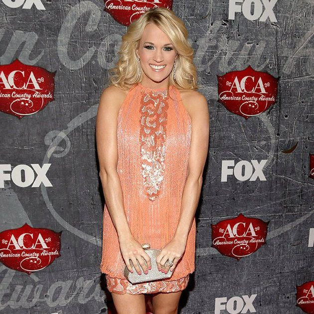 2012 American Country Awards - 12/10/12, Carrie Underwood