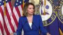 "Pelosi defends Schiff, chides GOP ""scaredy cats"""