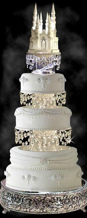 Crystal Swarovski Castle Cake Topper 3 Pieces #2347929