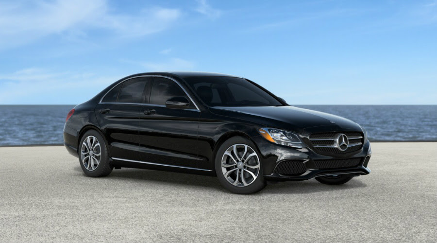 Available Color Options for the 2017 Mercedes-Benz C-Class