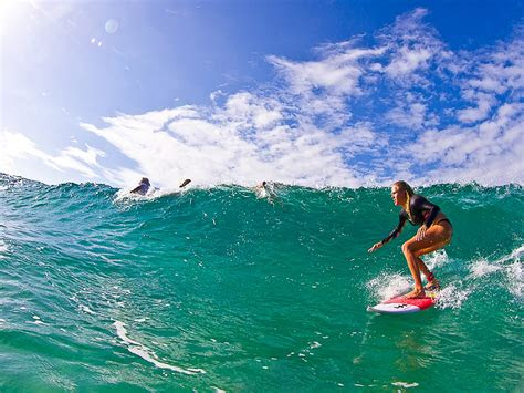 surf girl hd wallpaper wallpaperscom