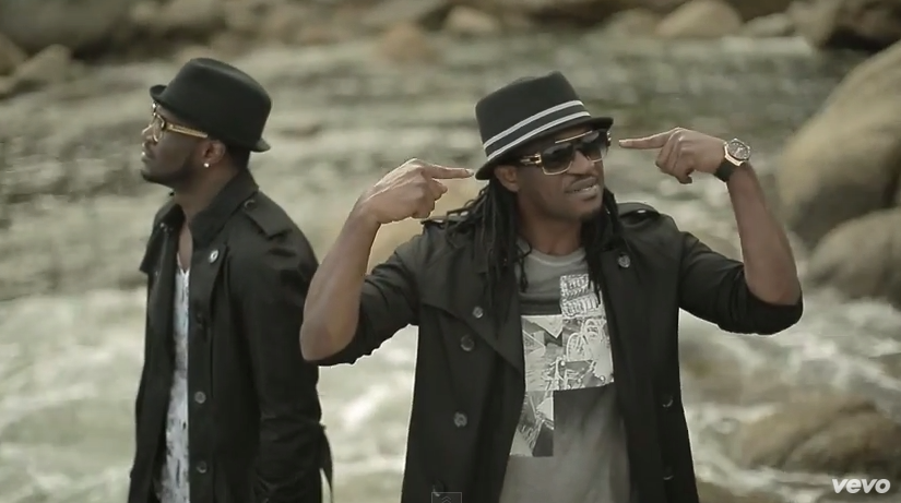 VIDEO PREMIERE: Psquare - Bring It On ft. Dave Scott