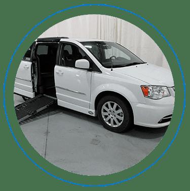 Wheelchair Vans Handicap Vehicles New Used Accessible Vans