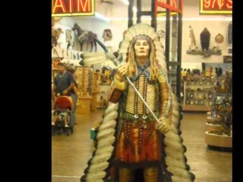 Fremont street las vegas indian arts craft store for Art n craft store