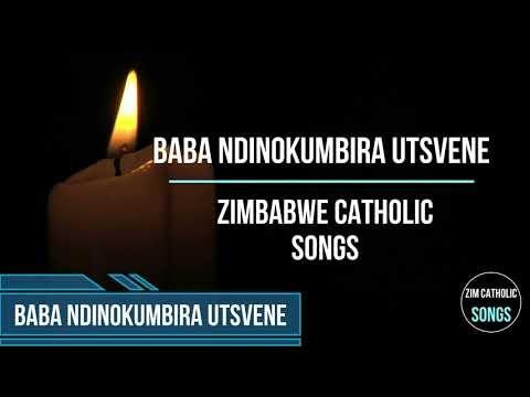 Zimbabwe Catholic Shona Songs - Baba Ndinokumbira Utsvene Murupenyu Rwangu
