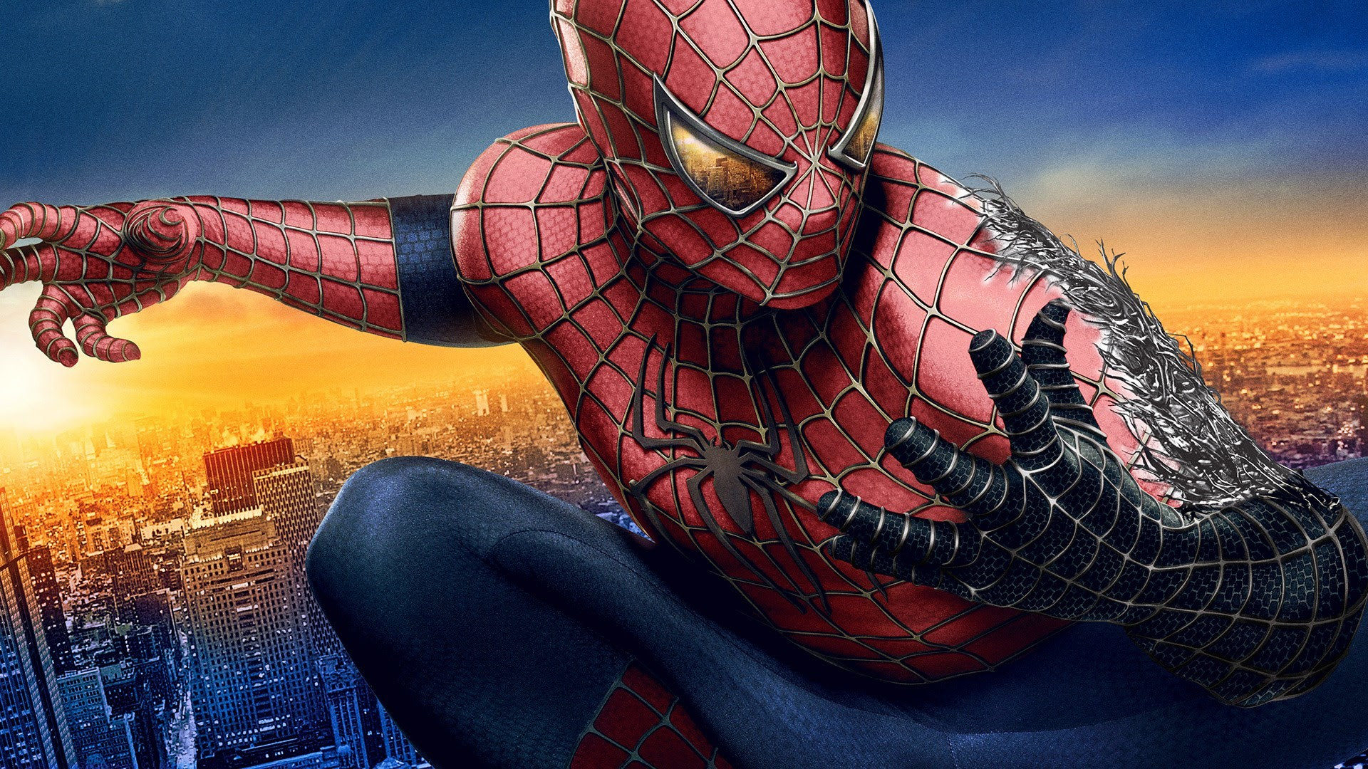 Spiderman 3 Images
