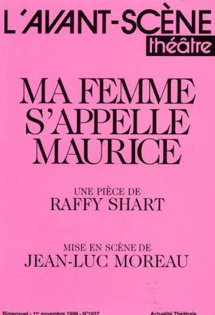 Catalogue Lavant Scène Théâtre