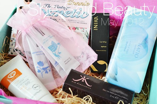 She Said Beauty May Box 2012