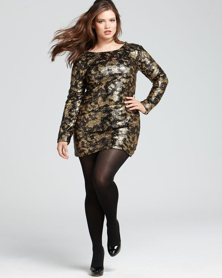 Plus Size Clubbing Dresses