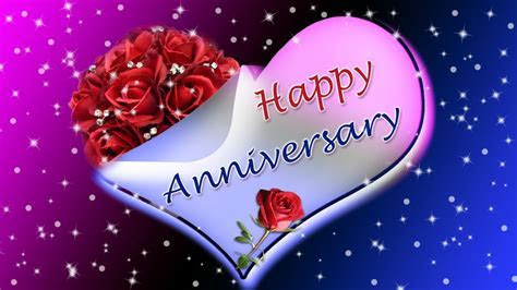 Wedding / Marriage Anniversary Video Greetings Wishes