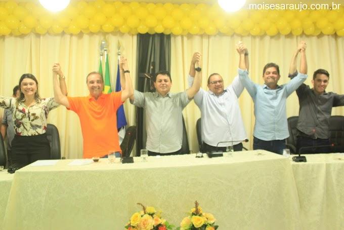 Ex-prefeito Maurício Caetano é confirmado novo presidente do DEMOCRATAS de João Câmara