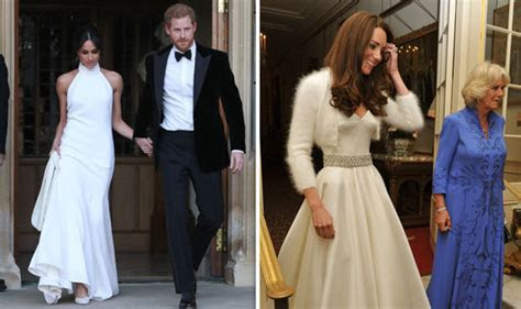 Meghan Markle wedding dress: Her Royal Wedding reception