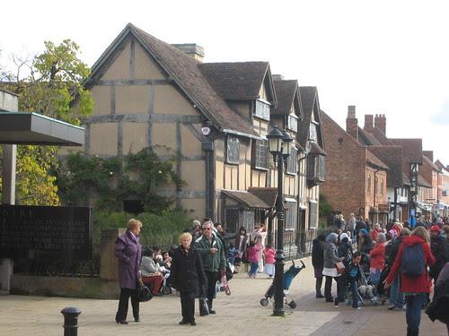 Shakespeares house