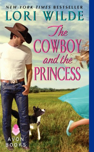 The Cowboy and the Princess (Jubilee, Texas) by Lori Wilde