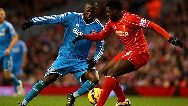 Resultado de imagem para Liverpool x Sunderland