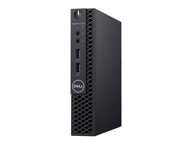 Dell OptiPlex 3070 SFF i5-8500, 16GB RAM 512GB SSD (Refurbished) for $622