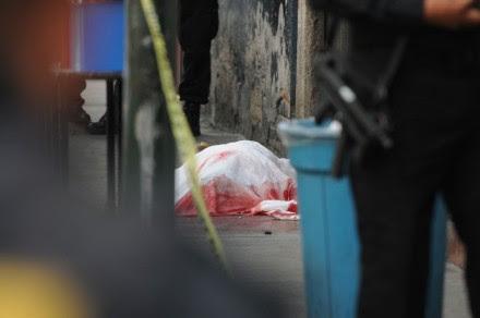 Balacera en Pantitlán deja un muerto y cuatro heridos. Foto: Xinhua / Iridia Jiménez