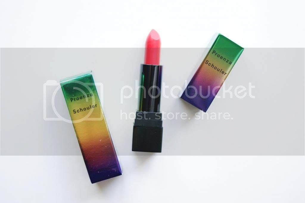 MAC x Proenza Schouler: Mangrove Lipstick review swatches