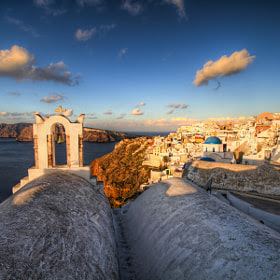 Good morning, Oia! by Nikola Totuhov (to2hov) on 500px.com
