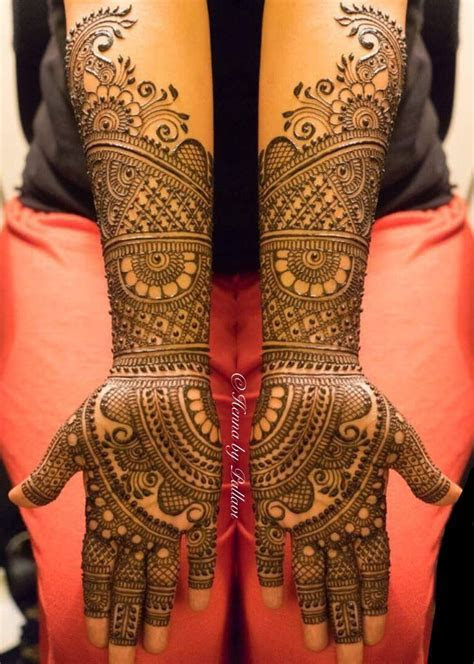 Best 25  Bridal henna designs ideas on Pinterest   Bridal