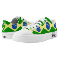 Brazil Printed Shoes