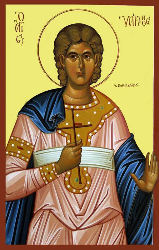 IMG ST. HYACINTHUS, Martyr, Koubikoularius