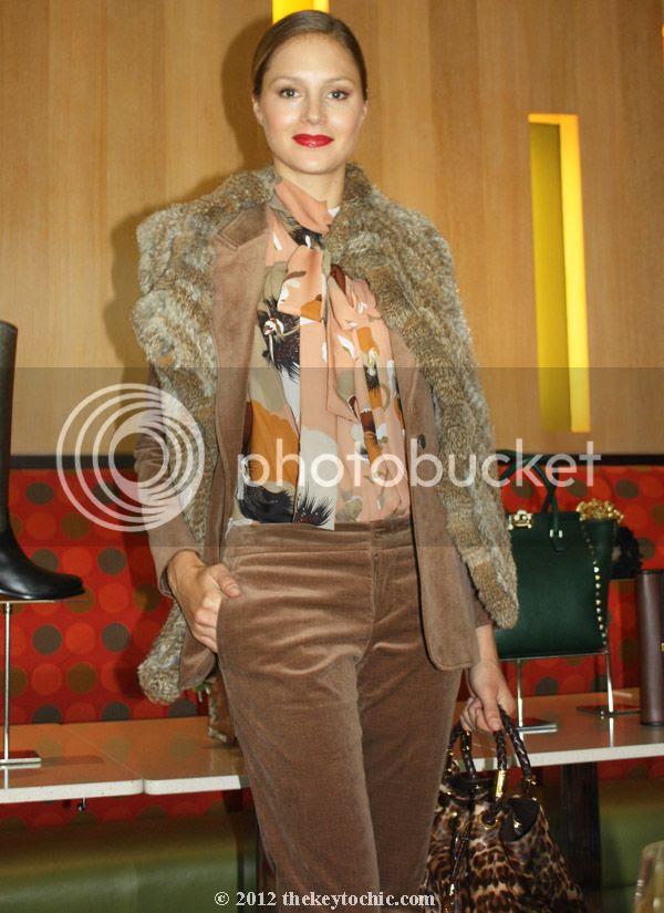 Gucci suit, Joie vest, Neiman Marcus fashion